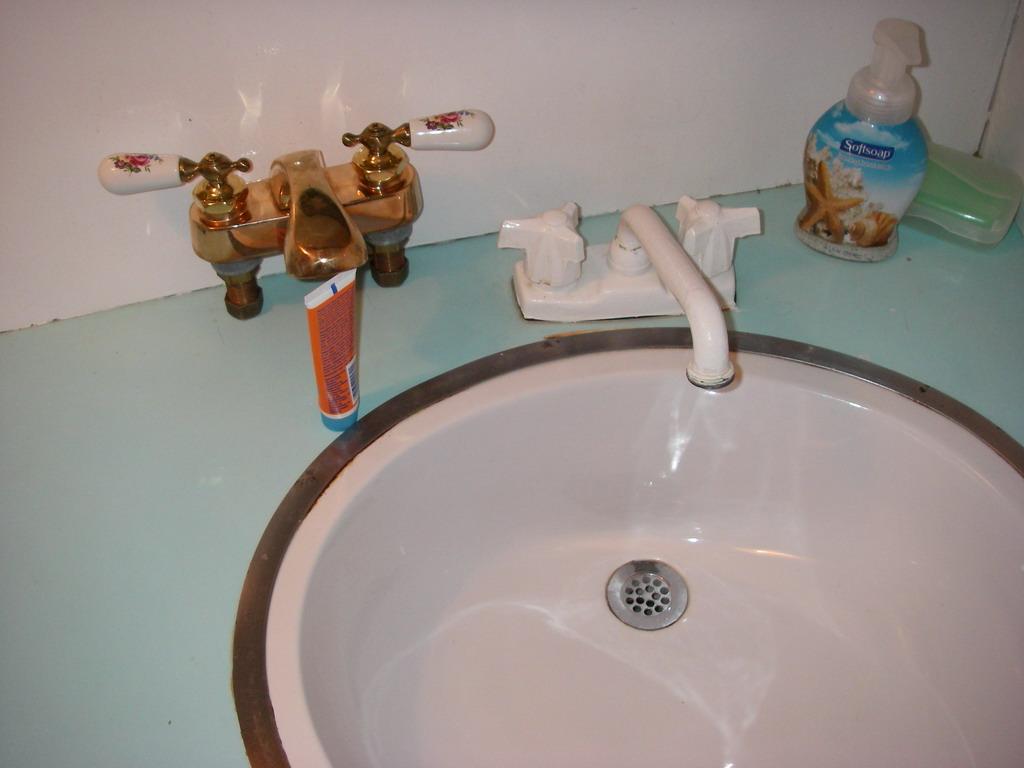 Quasar- new brass faucet