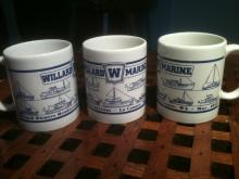Commemorative mugs, 2012 rendezvous