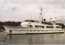 Silverado, with plane