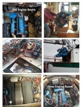 Ireland - engine replacement