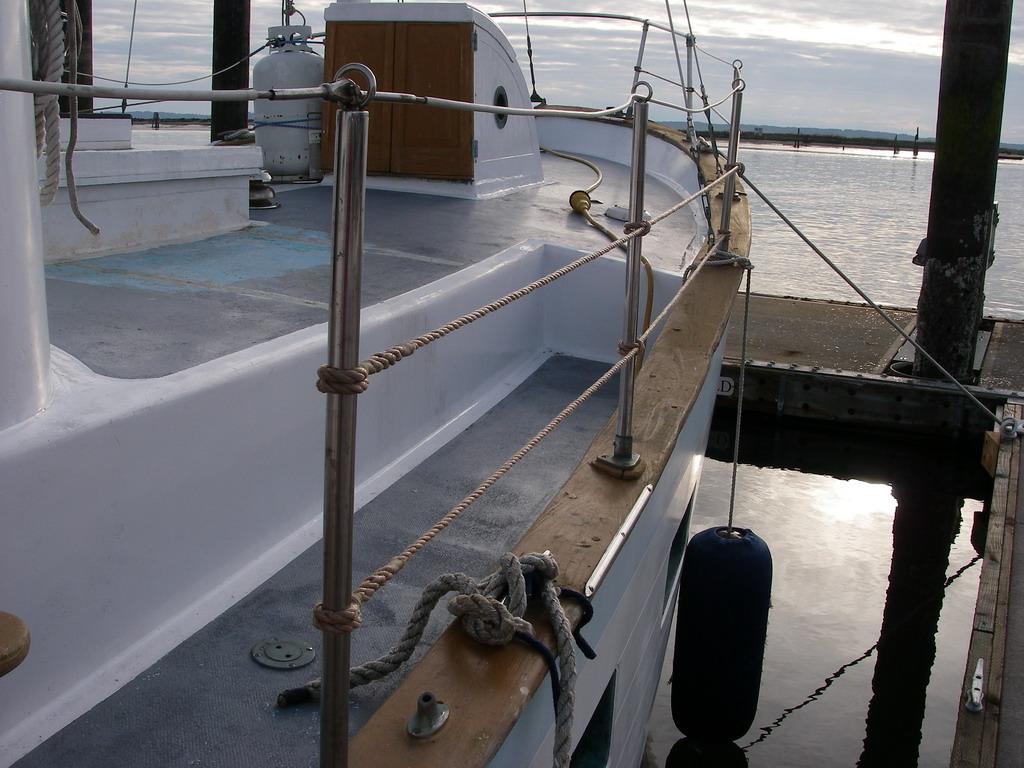 Quasar- side railings