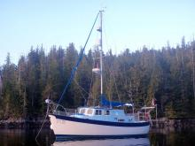 Nuala May Fancy Cove, BC