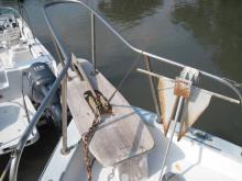 Dubhe bowplank