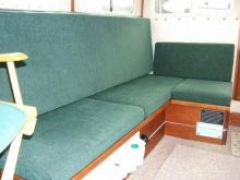 Puffin settee